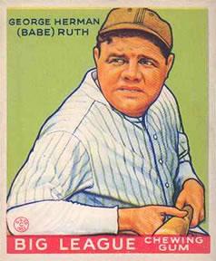 Babe Ruth, 1933