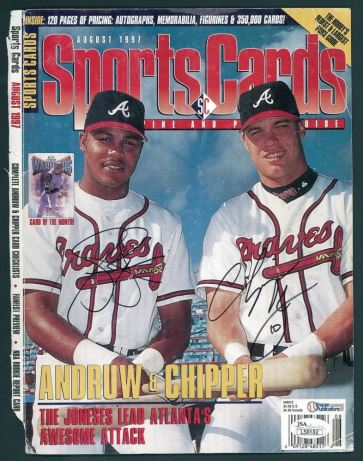 Chipper and Andruw
